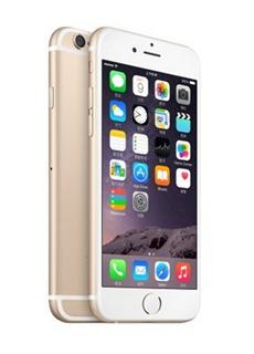 iPhone 6砂纸测试 非纯正蓝宝石玻璃屏