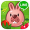 LINE:波兔波兔安卓版、LINE:波兔波兔ios版