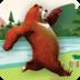 丛林大冒险之熊大快跑安卓版、丛林大冒险之熊大快跑ios版