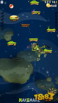 冲向宇宙之旅 青蛙跳跃2 上架评测 新游戏频道