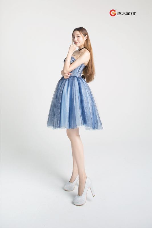 2017chinajoy盛大游戏show girl 私照曝光